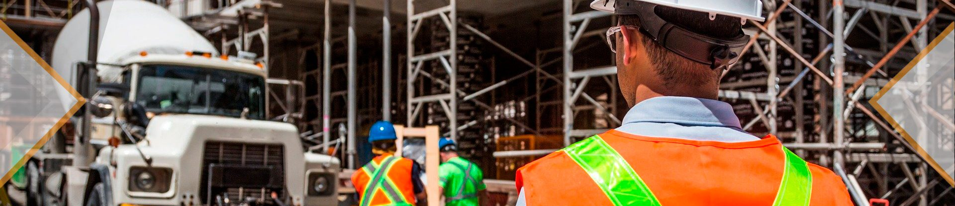 El problema con la salud mental en los trabajadores de la construcción.
