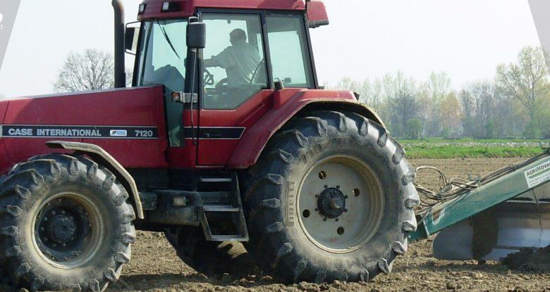 Maquinaria de elevación y agricultura con mayor valor residual 2021.