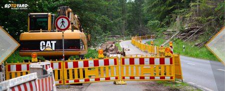 Seguridad en la construcción – Recomendaciones de la OSHA ante el impacto con objetos.
