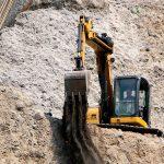 9 Recomendaciones para trabajar en pendientes usando excavadoras.